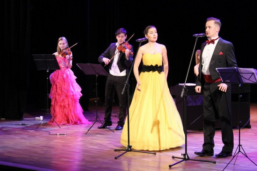 Koncert Wiedeński wZąbkowicach