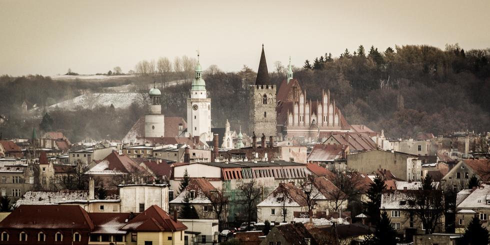Mieszkańcy gminy Ziębice wymieniają węglowe