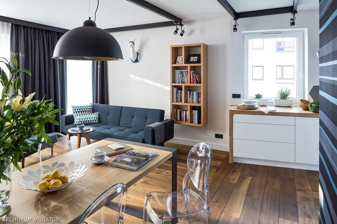 W dekadę polskie mieszkania urosły o4 metry