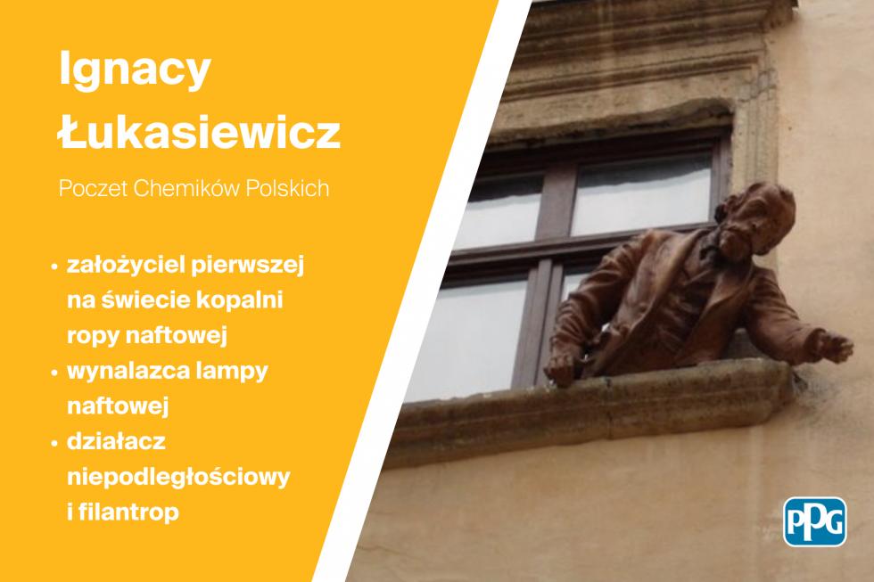 I stała się jasność – ochemiku zPodkarpacia - Janie Józefie Ignacym Łukasiewiczu