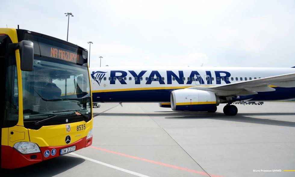 Samolotem na Mazury - wrocławskie lotnisko otwiera nowe połączenie lotnicze
